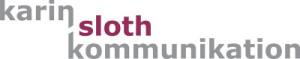 Karin Sloth Kommunikation logo