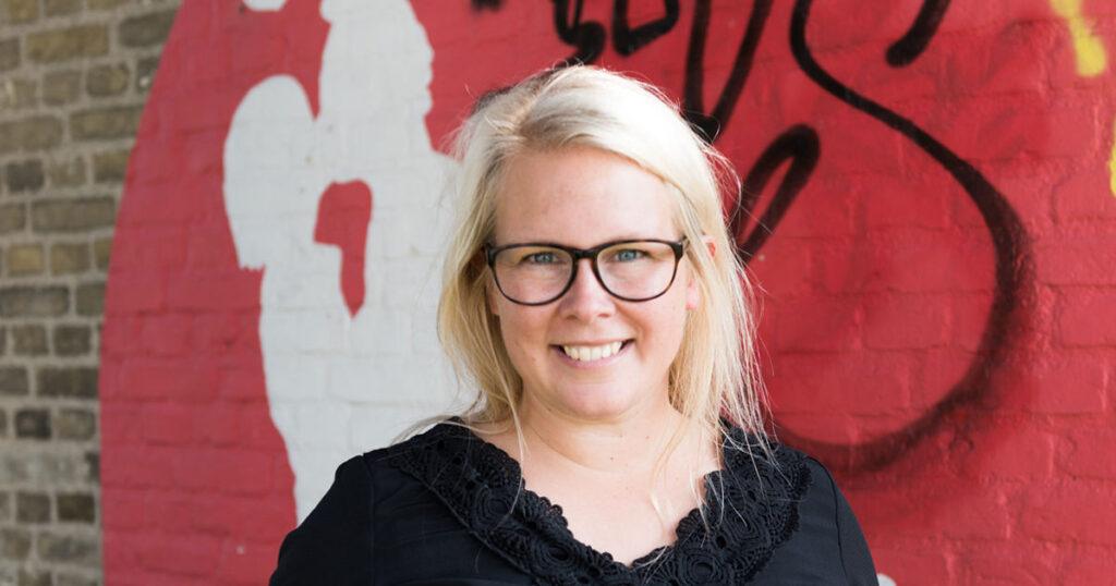 Anne Weinkouff - personlig træner i sociale medier